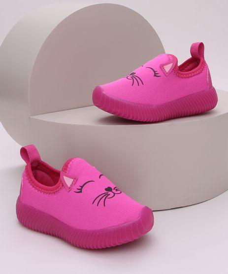 Tenis-Infantil-Neoprene-Gatinho-com-Luz-Pink-9962731-Pink_1