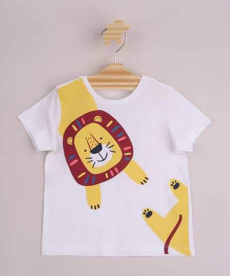 Camisa-Infantil-Leao-Manga-Curta-Off-White-9963801-Off_White_1