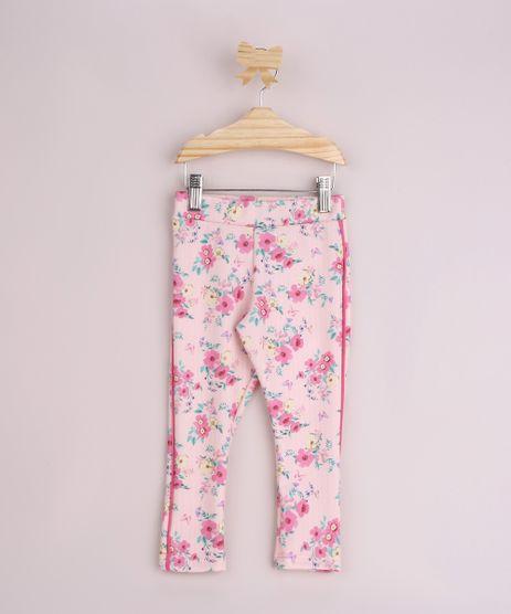 Calca-Legging-Infantil-Estampada-Floral-com-Vivo-Aparente-Rosa-9967899-Rosa_1
