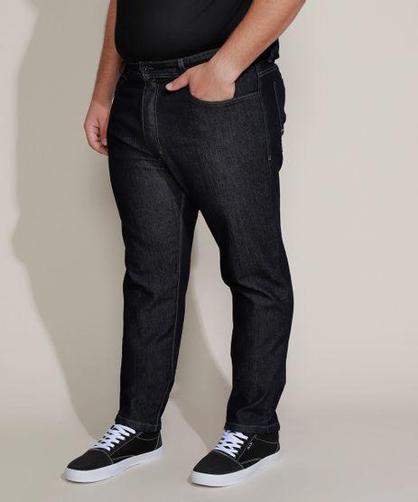 Calca-Jeans-Masculina-Plus-Size-Slim-Azul-Escuro-9965332-Azul_Escuro_1