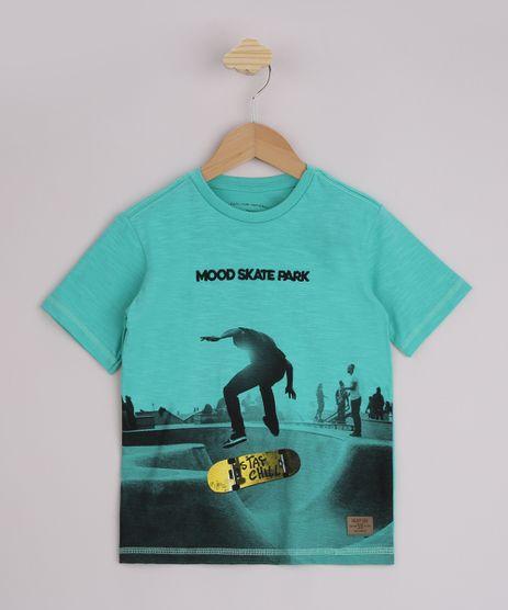 Camiseta-Infantil--Mood-Skate-Park--Manga-Curta-Azul-Petroleo-9970623-Azul_Petroleo_1