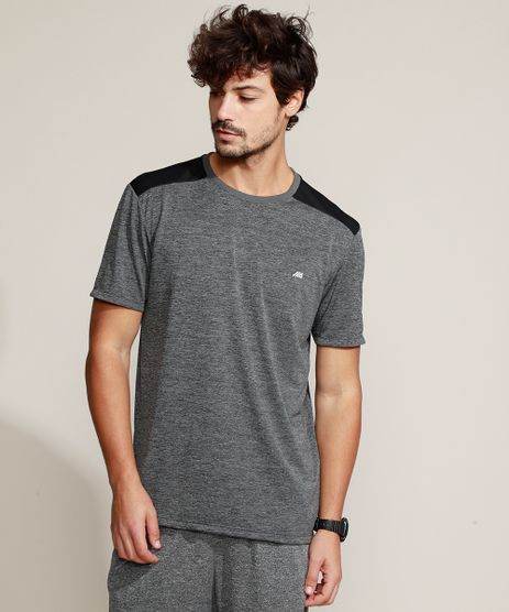 Camiseta-Masculina-Esportiva-Ace-Com-Recorte-Manga-Curta-Gola-Careca-Cinza-Mescla-Escuro-9961415-Cinza_Mescla_Escuro_1