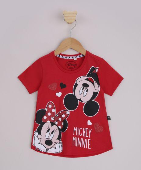 Blusa-Infantil-Minnie-e-Mickey-Manga-Curta-Vermelha-9968388-Vermelho_1