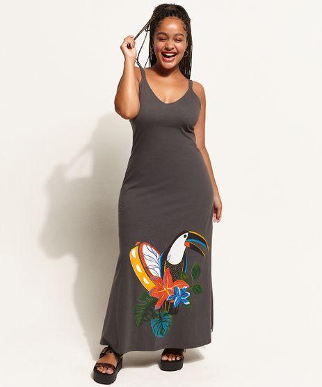 Vestido-Feminino-Longo-Tucano-com-Fendas-Alca-Fina-Chumbo-9970227-Chumbo_1