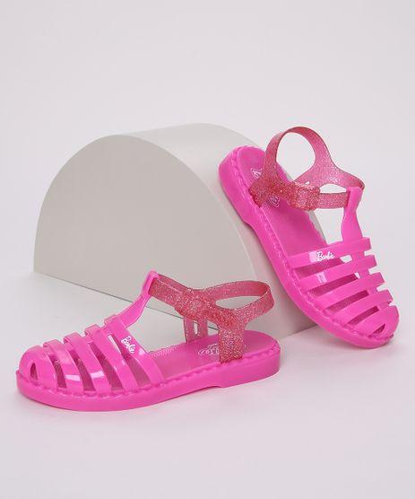 Sandalia-Infantil-Barbie-com-Tiras-e-Glitter-Pink-9972489-Pink_1