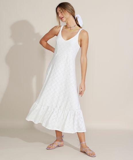 Vestido-de-Laise-Feminino-Midi-Alca-Media-Off-White-9959975-Off_White_1