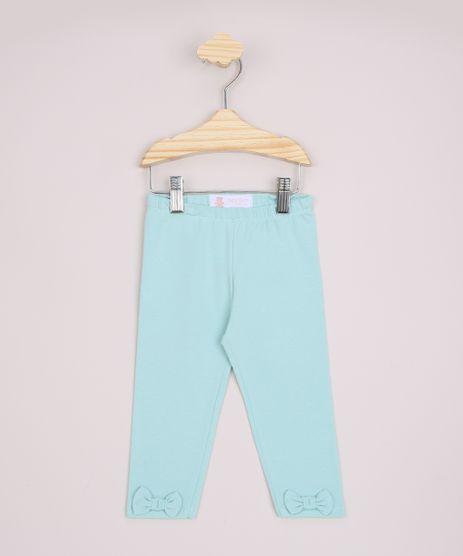 Calca-Legging-Infantil-Basica-Laco-e-Cos-com-Elastico-Verde-Claro-9970654-Verde_Claro_1