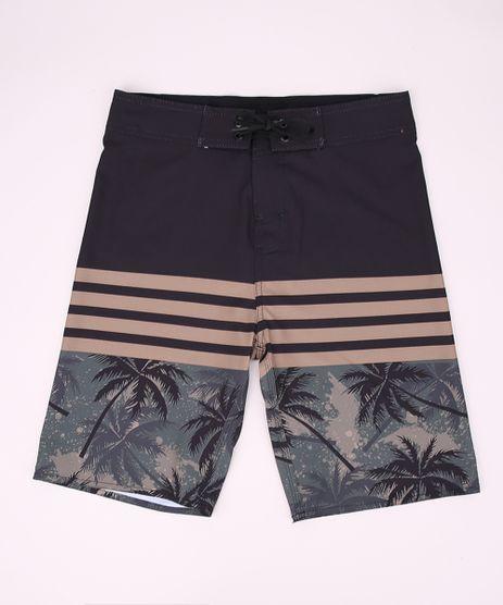 Bermuda-Surf-Juvenil-Estampada--Camuflada-Marrom-9962949-Marrom_1