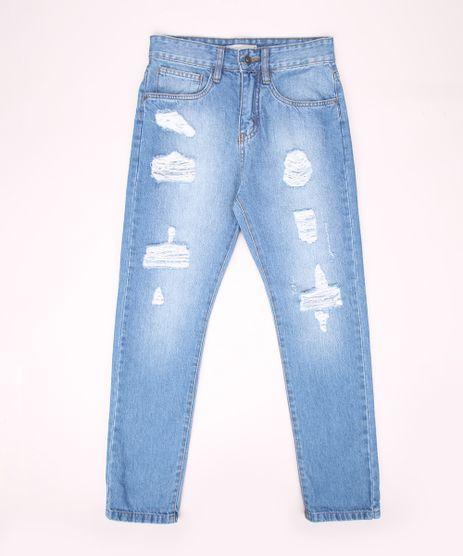 Calca-Jeans-Juvenil-Vintage-Destroyed-Azul-Claro-9965954-Azul_Claro_1
