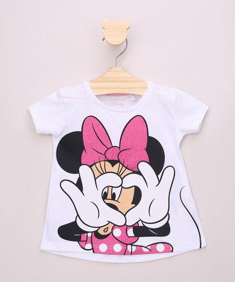 Blusa-Infantil-Minnie-Manga-Curta-Decote-Redondo-Off-White-9965640-Off_White_1