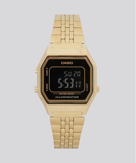657cf38bf0c Relogio-Digita-Casio-Feminino---LA680WGA1BDF-Dourado-8091728- ...