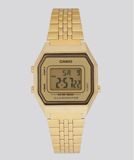 b89a8fd3809 Relogio-Digital-Casio-Feminino---LA680WGA9DF-Dourado-8436099- ...