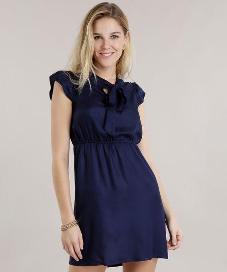 Vestido-com-Laco-Azul-Marinho-8592806-Azul_Marinho_1