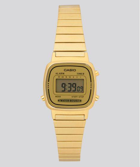 e1d77bfb72e Relogio-Digital-Casio-Feminino---LA670WGA9DFU-Dourado-8091693- ...