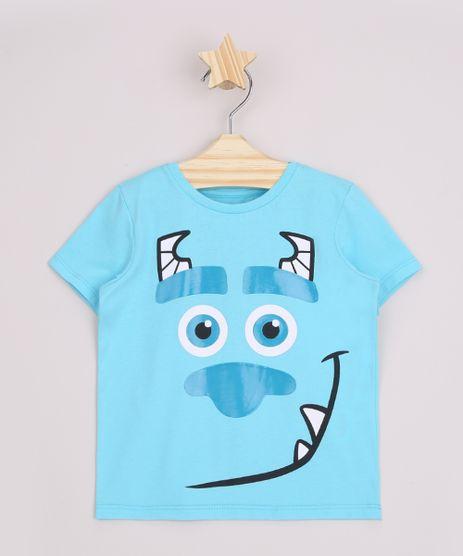 Camiseta-Infantil-Sulley-Monstros-S-A--Manga-Curta-Azul-9837170-Azul_1