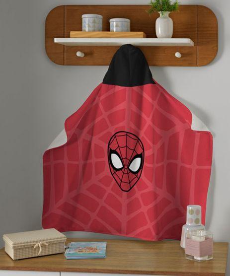 Toalha-Infantil-Homem-Aranha-com-Capuz-Vermelha-9955925-Vermelho_1