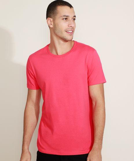 Camiseta-Masculina-Basica-Manga-Curta-Gola-Careca-Vermelha-9947820-Vermelho_1