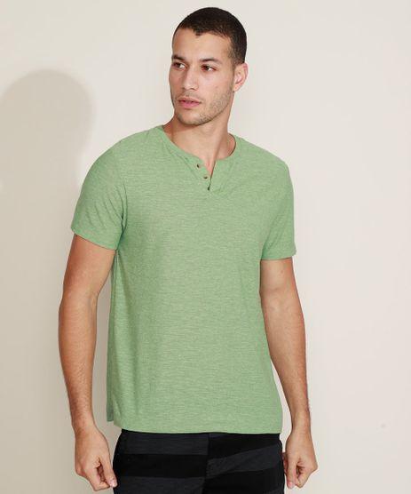 Camiseta-Masculina-Basica-Manga-Curta-Gola-Portuguesa-Verde-Claro-9965420-Verde_Claro_1