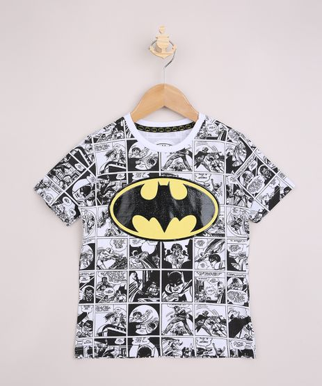 Camiseta-Infantil-Batman-Manga-Curta-Branco-8618577-Branco_1