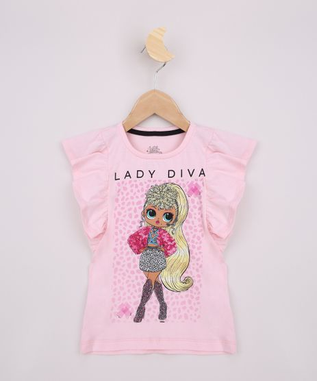 Regata-Infantil-LOL-Surprise-com-Paete-e-Babado-Rosa-Claro-9958045-Rosa_Claro_1