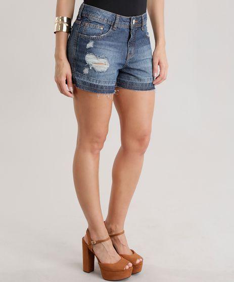 Short-Jeans-Relaxed-Azul-Escuro-8705939-Azul_Escuro_1