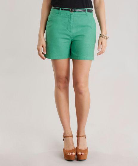 Short-em-Linho-com-Cinto-Verde-8493932-Verde_1