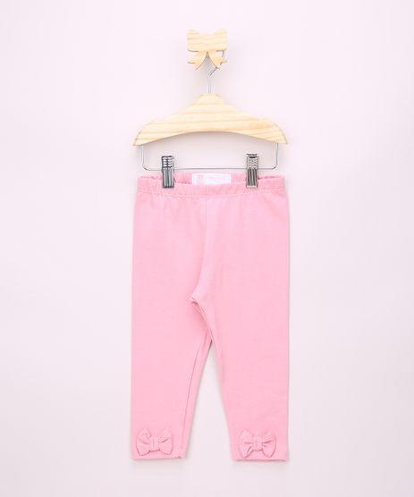 Calca-Legging-Infantil-com-Lacos-Rosa-9970656-Rosa_1