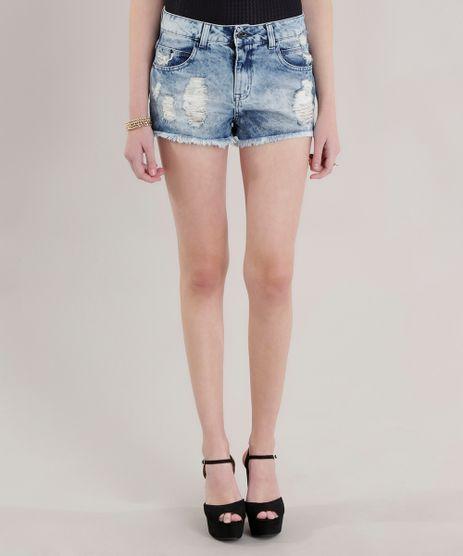 Short-Jeans-Relaxed-Destroyed-Azul-Medio-8713000-Azul_Medio_1