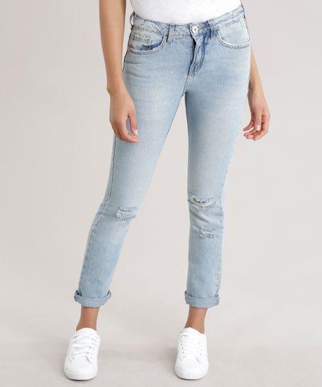 Calca-Jeans-Reta-Vintage-Destroyed-Azul-Claro-8711172-Azul_Claro_1