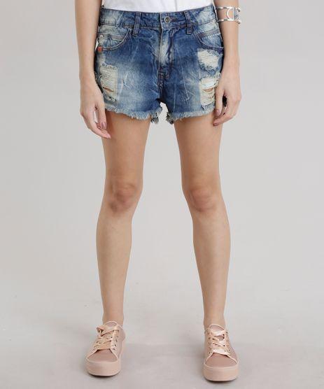 Short-Jeans-Relax-Destroyed-Azul-Escuro-8711220-Azul_Escuro_1