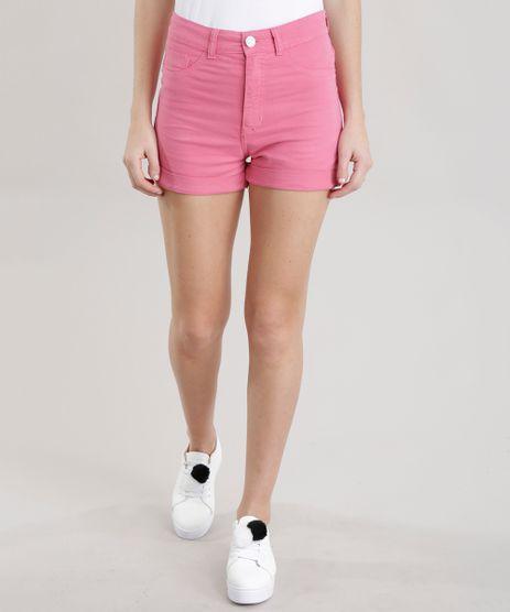 Short-Hot-Pant-Rosa-Escuro-8727125-Rosa_Escuro_1