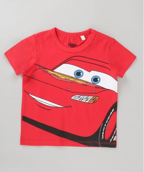 Camiseta-Carros-Vermelha-8471983-Vermelho 1 ... 39dd117cbed69