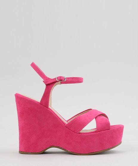 Sandalia-Plataforma-em-Suede-Pink-8641224-Pink_1