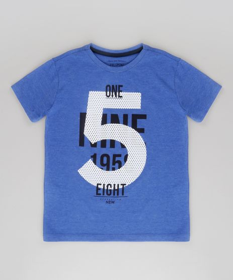 Camiseta--One-5--Azul-8761101-Azul_1