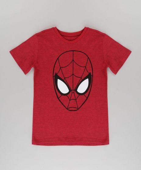 Camiseta-Homem-Aranha-Vermelha-8742364-Vermelho_1