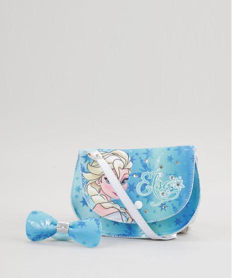 Bolsa-Frozen-com-Elastico-de-Cabelo-Azul-8771323-Azul_1