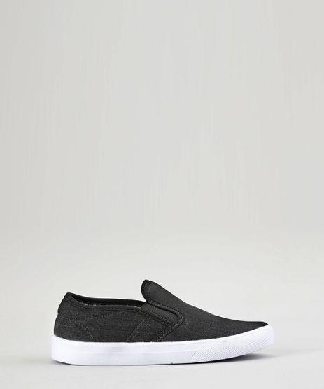 Tenis-Slip-On-Jeans-Preto-8761120-Preto_1