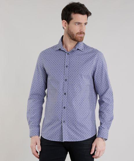 Camisa-Comfort-Xadrez-Azul-Marinho-8646670-Azul_Marinho_1