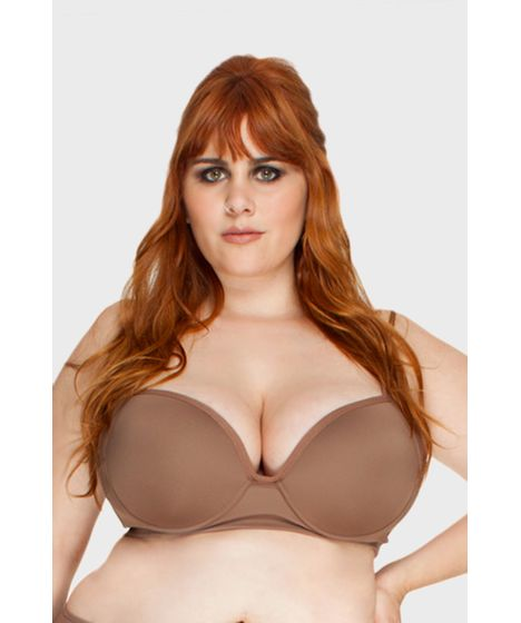 ed7cd38fd Sutiã Laterais Super Largas Plus Size - cea