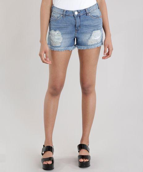 Short-Jeans-Relaxed-Destroyed-Azul-Medio-8749125-Azul_Medio_1