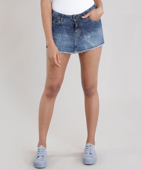 Short-Saia-Jeans-Azul-Escuro-8705973-Azul_Escuro_1