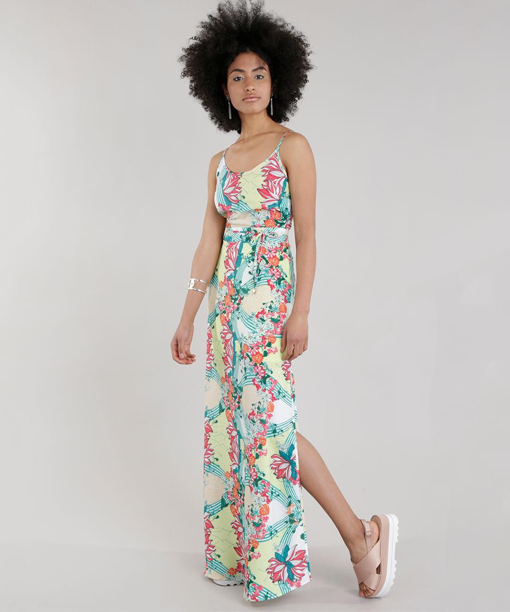 b5c977c44 ... Vestido-Longo-Estampado-Floral-Branco-8695880-Branco 1