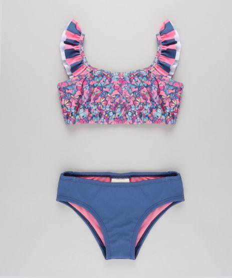 Moda Infantil - Moda Praia - Biquinis Menina de R 25,00 até R 50,00 ... d54423ab63