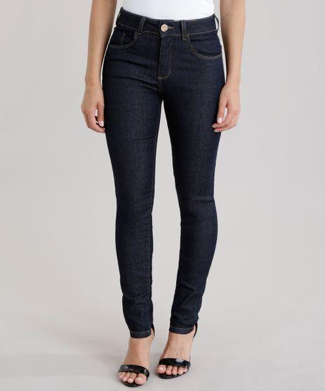 Calca-Jeans-Cigarrete-Azul-Escuro-8778856-Azul_Escuro_1