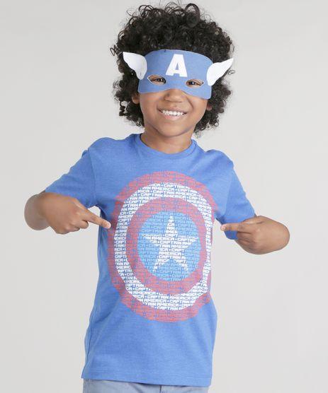 Camiseta-Capitao-America-Azul-8692448-Azul_1