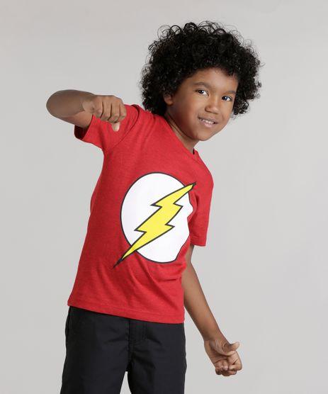 Camiseta-Flash-Vermelha-8745508-Vermelho_1
