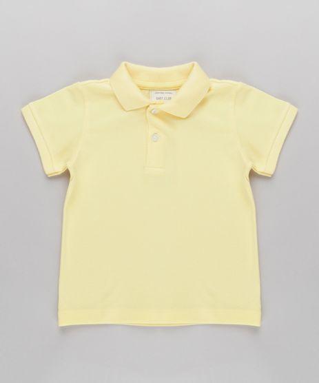 Polo-Basica-em-Piquet-Amarelo-Claro-8527029-Amarelo_Claro_1