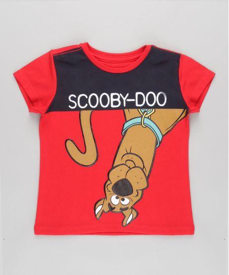 Camiseta-Scooby-Doo-Vermelha-8778005-Vermelho_1