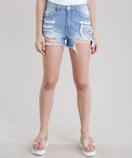 Short-Jeans-Hot-Pant-Destroyed-Azul-Medio-8749343-Azul_Medio_1