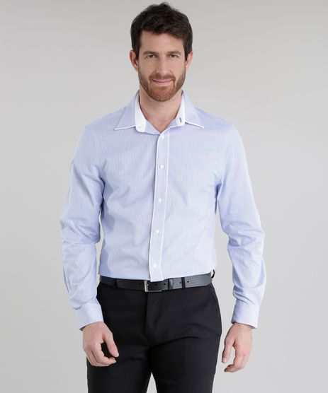 Camisa-Slim-Listrada-Azul-8636872-Azul_1